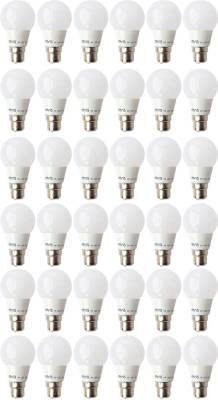 Vivid-3W-B22-LED-Bulb-(White,-Set-of-36)