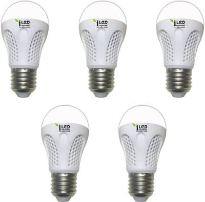 4W-CW-E27-3526-LED-Premium-Bulb-(White,-Pack-of-5)-