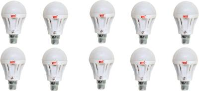 7W-White-LED-Bulb-(Pack-of-10)