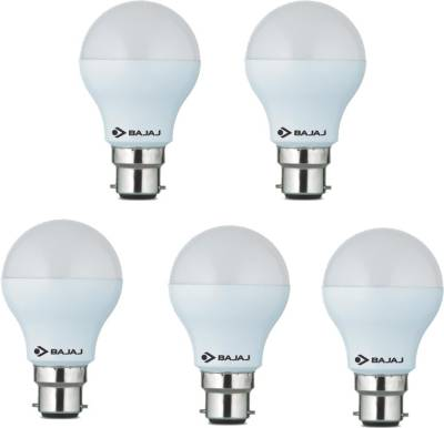 7W-White-LED-Bulb(Pack-Of-5)-