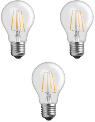 Imperial-16175-4W-E27-LED-Filament-Bulb-(Yellow,-Pack-Of-3)