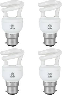 Smartlite-Mini-Twister-5W-CFL-Bulbs-(White,-Pack-of-4)