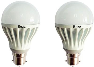 Bozz-9W-B22-LED-Bulb-(White,-Set-of-2)