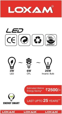 3W-B22-LED-Bulb-(Cool-White,-Pack-of-4)-