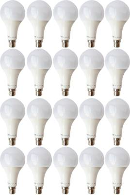 9W-B22-LED-Bulb-(White,-Set-of-20)