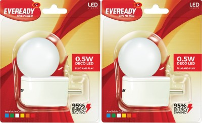 Eveready-0.5W-Deco-Plug-and-Play-L-type-LED-Bulb-(White,-Pack-of-2)
