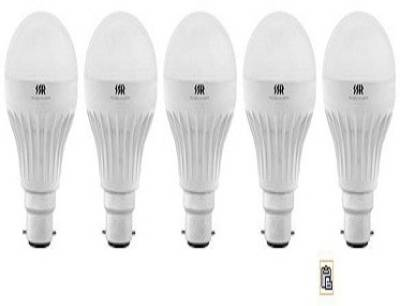 5W-B22-White-LED-Bulb-(Pack-of-5)