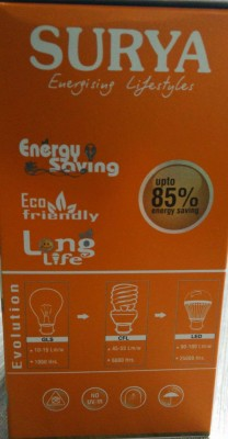 Surya-14-W-LED-Bulb-(White,-Pack-of-2)