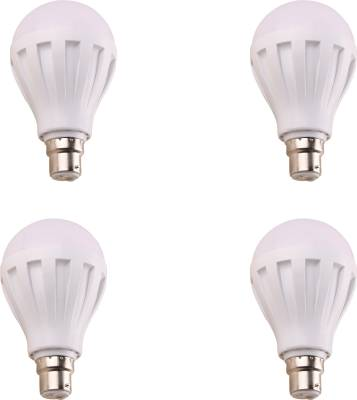12W-460-Lumens-White-Eco-LED-Bulbs-(Pack-Of-4)