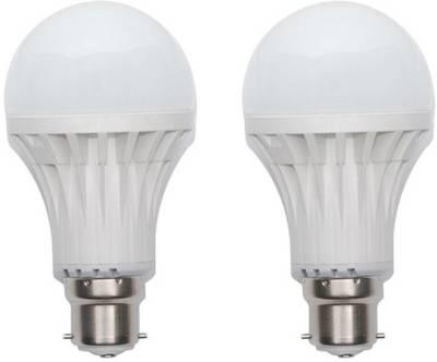 15W-Plastic-450-Lumens-White-LED-Bulb-(Pack-Of-2)