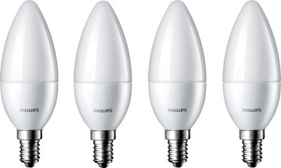 Philips-2.7-W-LED-Ace-Saver-Candle-Bulb-E14-Yellow-(pack-of-4)