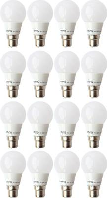 3-W-B22-LED-Bulb-(White,-Pack-of-16)-