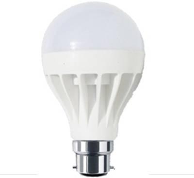 3W-B22-White-LED-Bulb-(Plastic)
