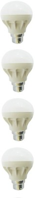 Pure-N-Safe-5W-White-LED-Bulbs-(Pack-Of-4)