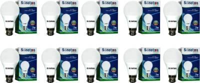 Sonetaas-7W-B22-LED-Bulb-(Pack-Of-10,-White)