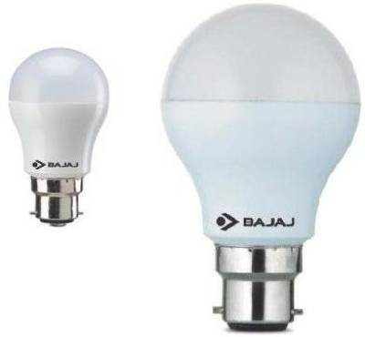 3W-And-7W-B22-LED-Bulb-(White,-Pack-of-2)-