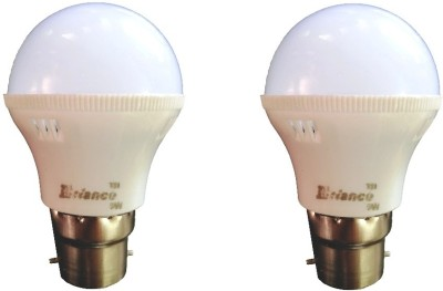 Eliance-3W-B22-LED-Bulb-(White)-[Pack-of-2]