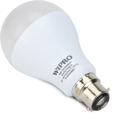 Wipro-14-W-N14001-LED-Garnet-Bulb-B22-White