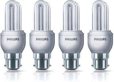 Philips Genie 5 Watt CFL Bulb (Cool Day Light,Pack of 4) Image