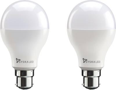 Syska-SSK-SRL-18W-B22-LED-Bulb-(Cool-Day-Light,-Pack-Of-2)