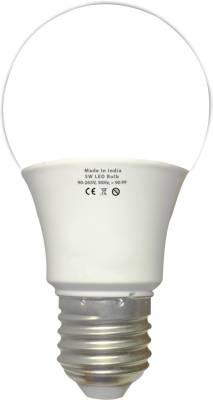 Imperial-E27-3585-5W-Metal-Body-LED-Bulb-(Warm-White)