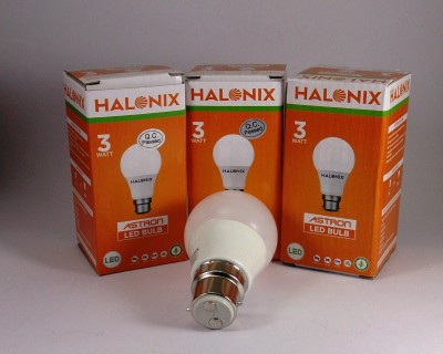 Halonix-3W-Yellow-LED-Bulb-(Pack-of-3)
