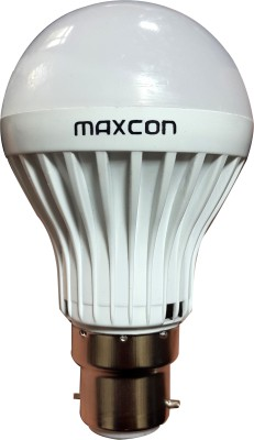 Maxcon-5W-LED-Bulb-(Cool-White,-Pack-of-3)
