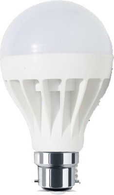 Sunbeam-5-W-B22-White-LED-Economy-Bulb-(Plastic)