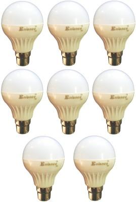 Eliance-5W-B22-LED-Bulb-(White)-[Pack-of-8]