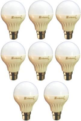 5W-B22-LED-Bulb-(White)-[Pack-of-8]