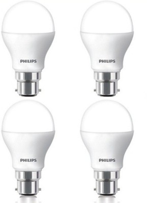 Philips-9-W-White-LED-Bulb-(Pack-of-4)