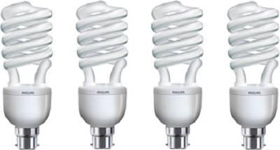 Tornado B22 32 W CFL Bulb (Pack of 4) Image