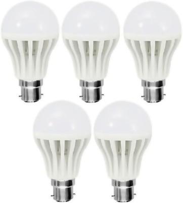 Gs-9W-B22-LED-Bulb-(White,-Set-of-5)