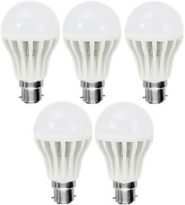 12W-B22-LED-Bulb-(White,-Set-of-5)