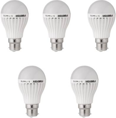 5W-B22-Cool-White-LED-Bulb-(Pack-of-5)-