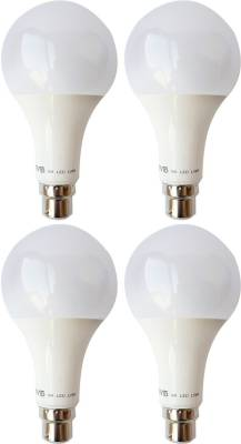 9-W-B22-LED-Bulb-(White,-Pack-of-4)