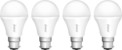 Pharox-7W-B22-Apollo-Led-Bulb-(Cool-White,-Set-Of-4)