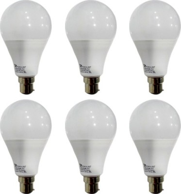 Syska-12-W-B22-PAG-LED-Bulb-(White,-Pack-of-6)