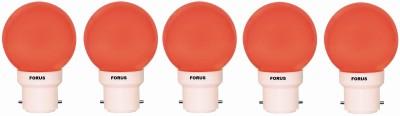 FORUS-0.5-W-FLZ0B22PL-LED-Bulb-B22-Cool-White-(pack-of-5)