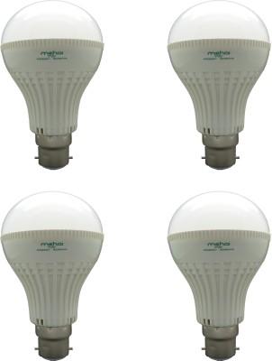 Mehai-Super-Bright-7W-LED-Bulbs-(White,-Pack-of-4)