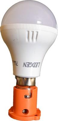 Ledgen-7W-White-LED-Bulb-(Pack-of-2)