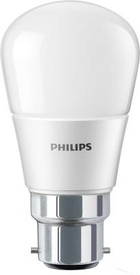 Philips-2.5W-B22-3000K-P45-IND-LED-Bulb-(White)