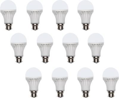 Lime-Light-12W-B22-LED-Bulb-(Cool-Day-Light,-Pack-of-12)