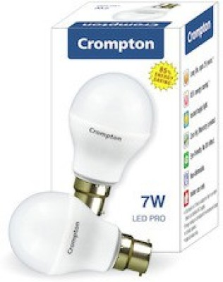 7-W-LED-Bulb-Cool-Daylight-B22-White-(pack-of-4)