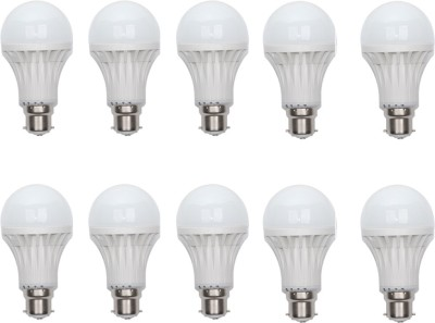 Ave-9W-(Pack-of-5)-&-15W-(Pack-of-5)-White-Led-Bulb