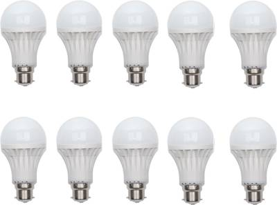 Ave 9W (Pack of 5) & 15W (Pack of 5) White Led Bulb Image