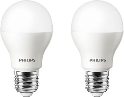 Philips-4W-E27-6500K-LED-Bulb-(Cool-Day-Light,-Pack-Of-2)