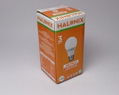 Halonix-3-W-LED-Astron-Bulb-B22-Yellow