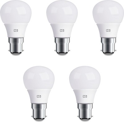 Vinay-6W-Cool-White-LED-Bulbs-(Pack-Of-5)
