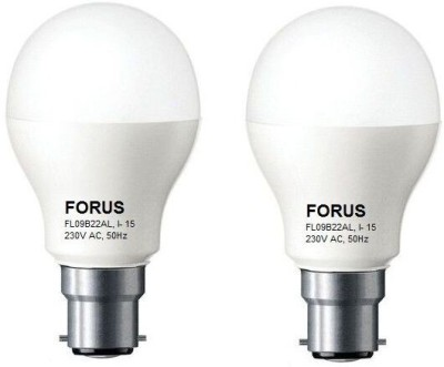 FORUS-FL09B22AL-9W-LED-Bulbs-(Set-of-2)